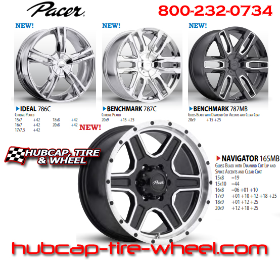 2015 Pacer Rims