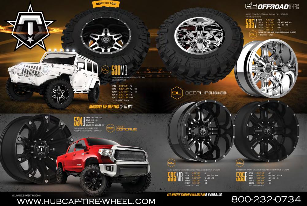 2015 TIS Wheels