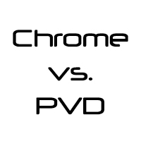 Chrome vs. PVD
