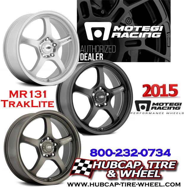 New 2015 Motegi Racing Wheels