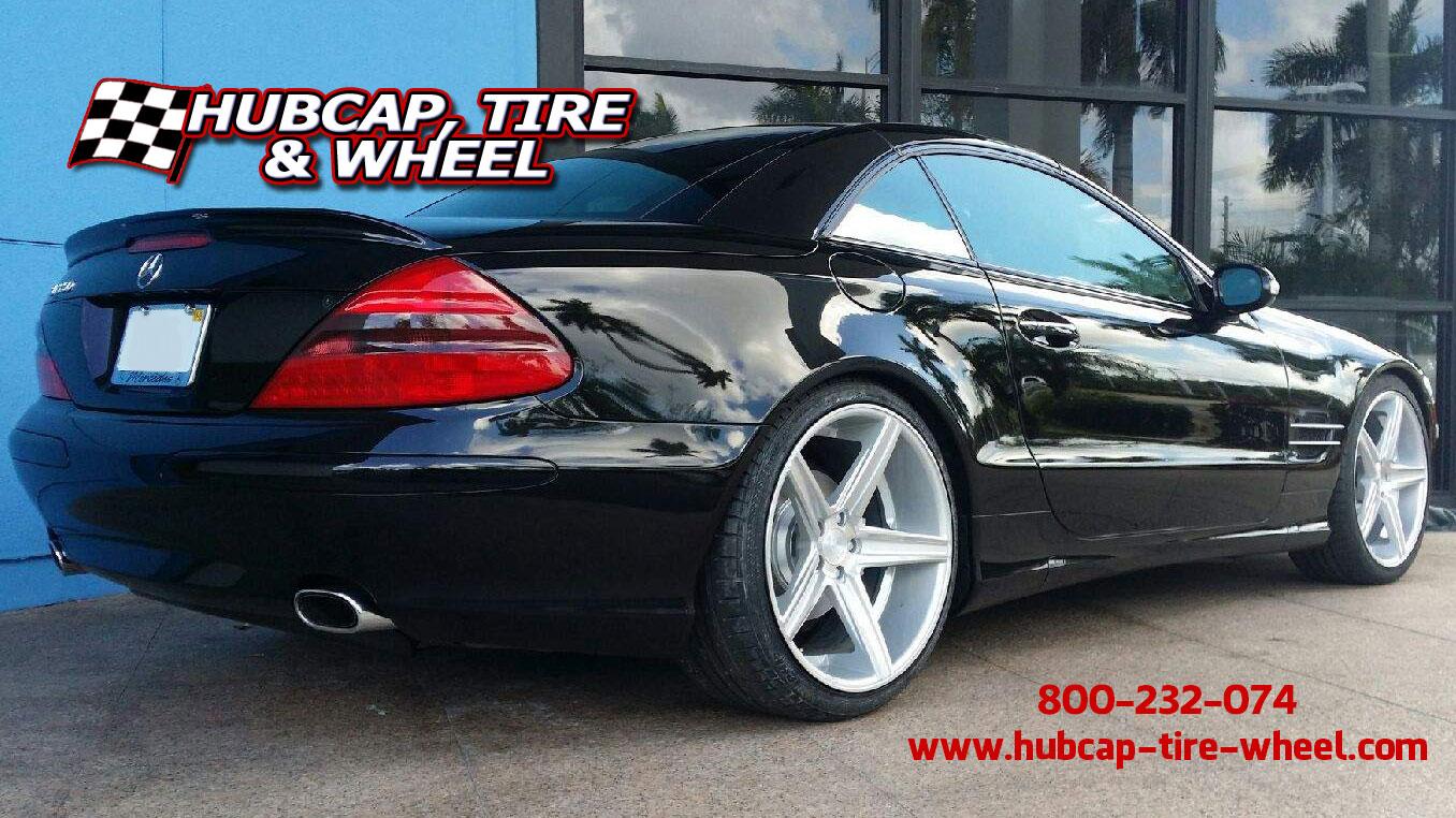 """2013 Black Mercedes 20"""" Niche Apex Wheels"""