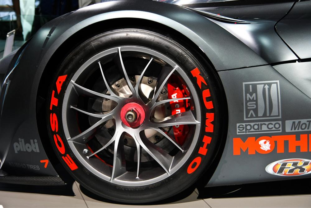 kumho ecsta racing tires
