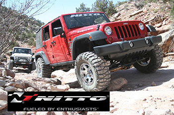 nitto grappler offroad tires