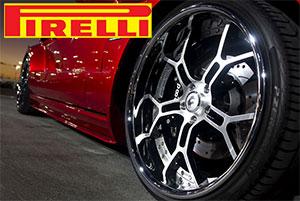 pirelli tires pzero zero