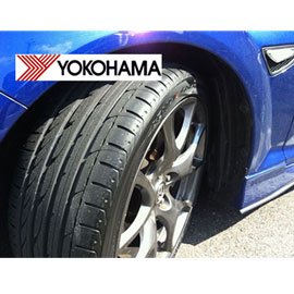 yokohama tires advan sport racing