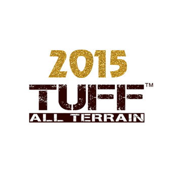 New 2015 Tuff AT all terrain wheels-rims
