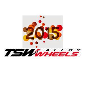 new 2015 TSW wheels rims