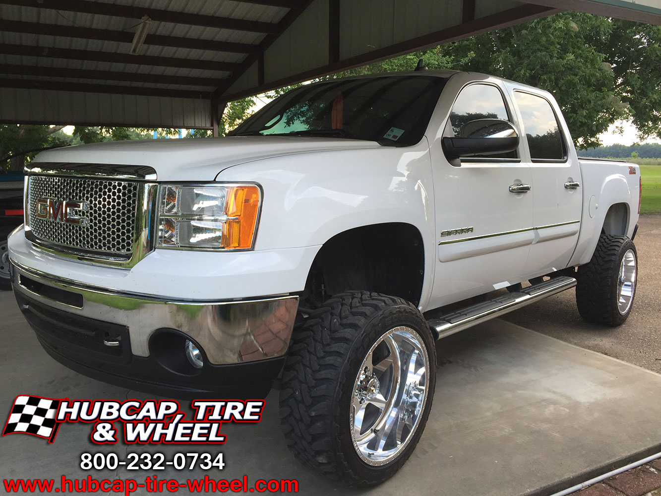 2012 Gmc Sierra 22 215 12 American Force Polished