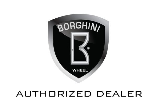 Borghini Rims Authroized Dealer