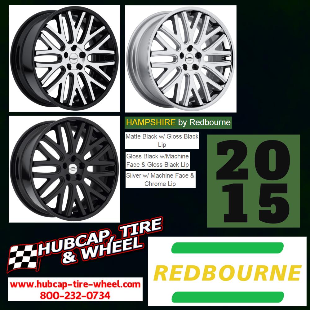 new 2015 redbourne custom wheels rims