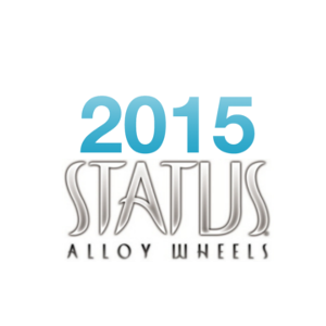 new 2015 status alloy wheels rims