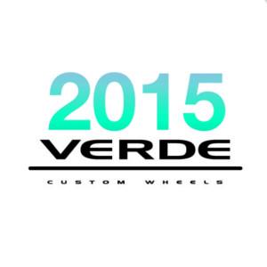 new 2015 verde wheels rims
