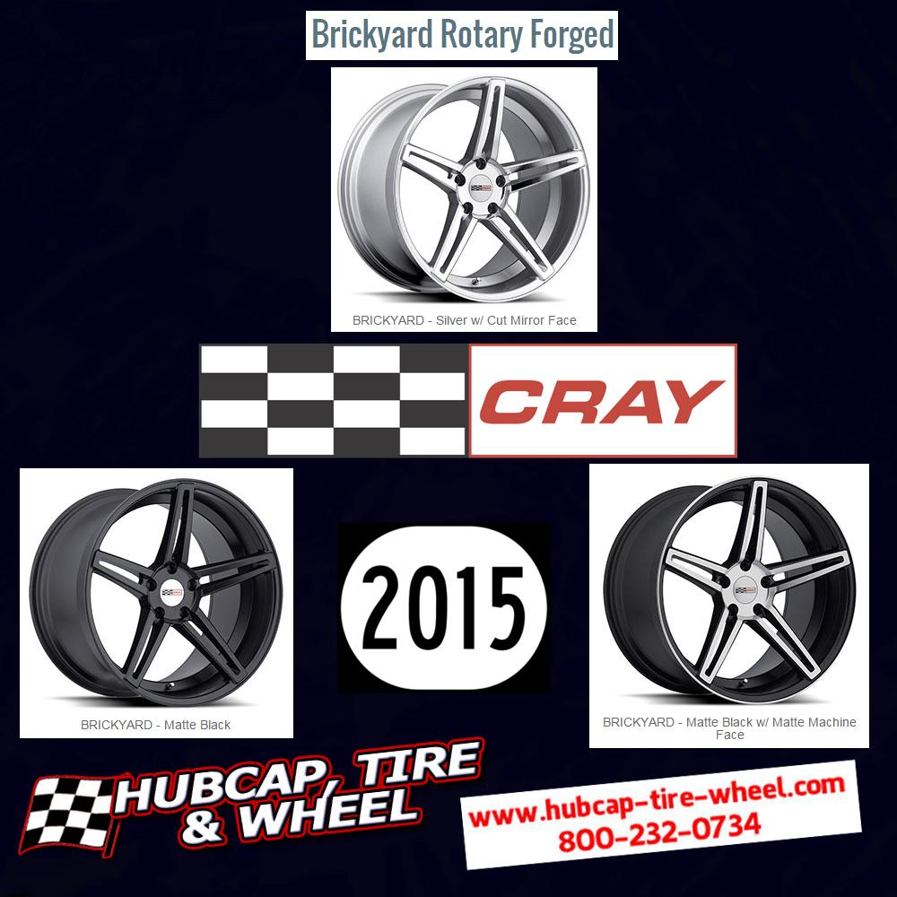 NEW 2015 CRAY WHEELS RIMS