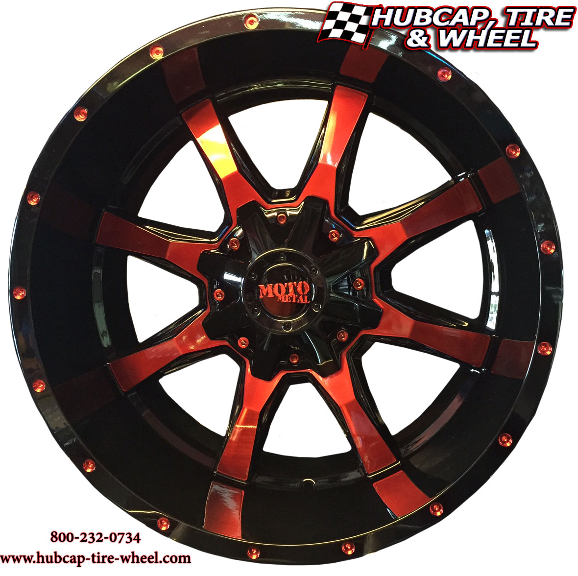 New Custom Painted Wheels Moto Metal Mo970 Black Red 2014 Dodge Ram Paint Colors 970 Clear Coat Aftermarket Rims