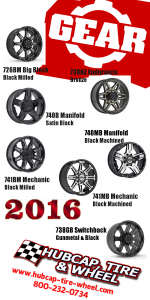 new 2016 gear alloy custom wheels rims truck off road Jeep ford chevy