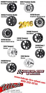 new 2016 ultra wheel custom rim off road motorsports car truck SUV