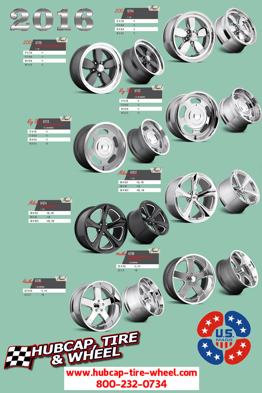new 2016 us mags custom wheels rims