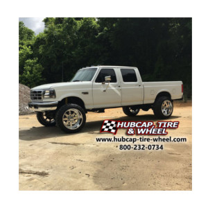 1997 ford f250 american force 22x14 independence wheels rims tayler