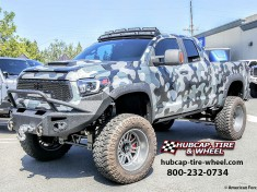 2015 toyota tundra double cab american force alpha sf8 custom wheels rims