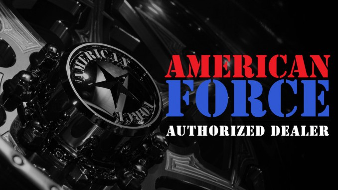American Force Authorized Dealer