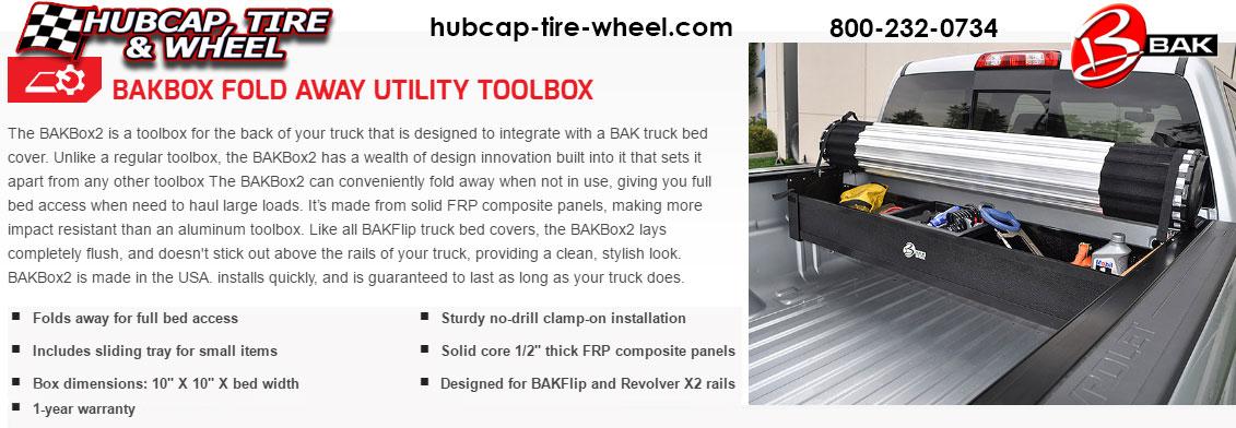 Bakbox 2 Toolbox