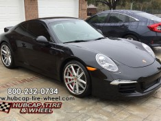 2014 Porsche 911 Carrera S - Victor Equipment Kronen
