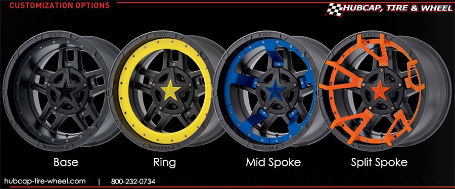 Hubcap Tire And Wheel >> The New Kmc Xd Series Rockstar 3 Xd827 Wheels Are Out