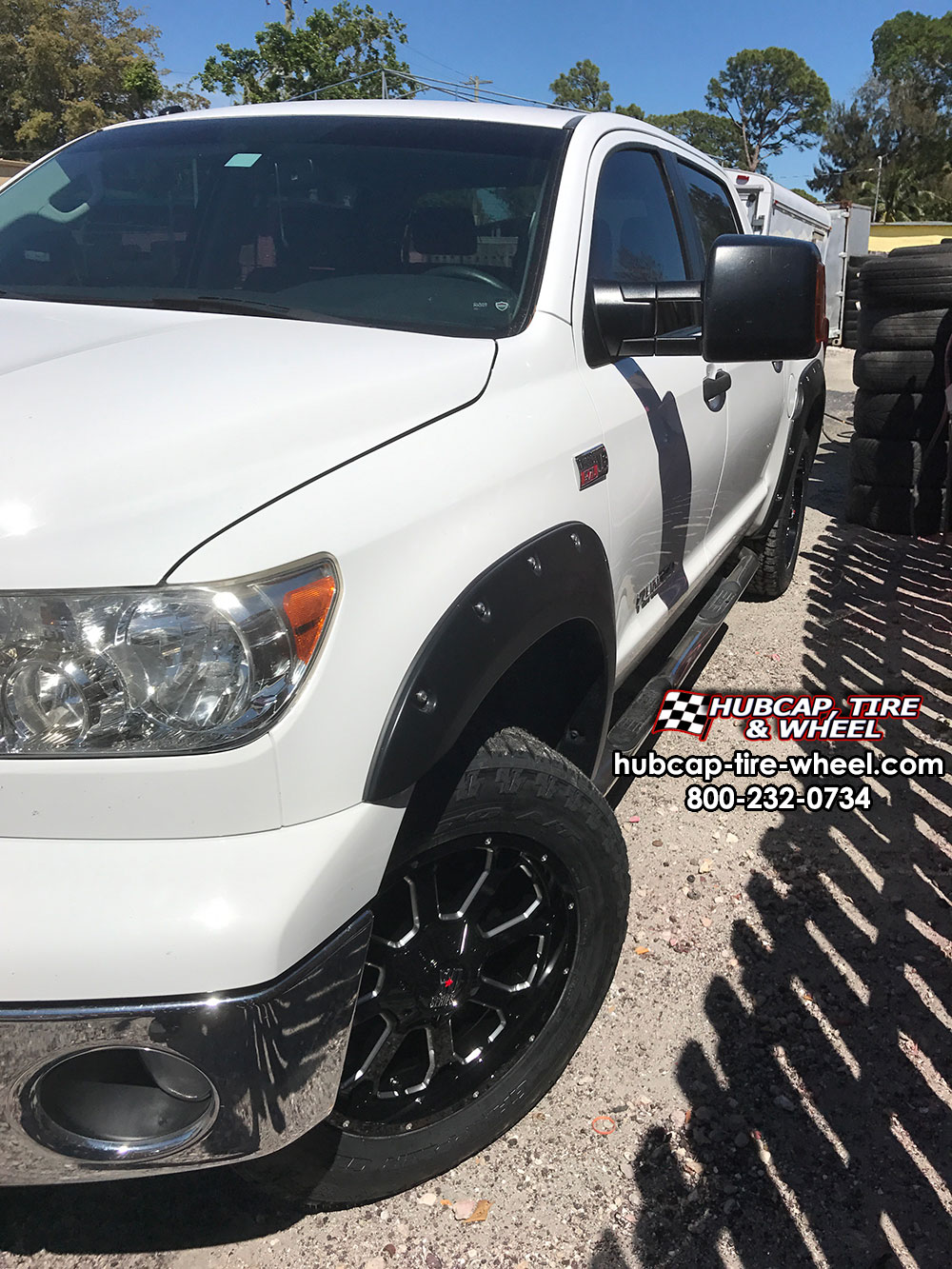 2012 Toyota Tundra SR5 XD Series XD825 Buck 25 Wheels Rims