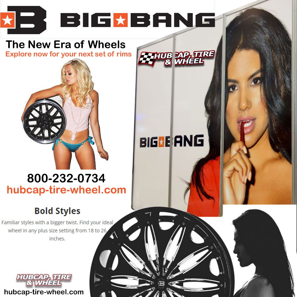 Big Bang Wheels & Rims