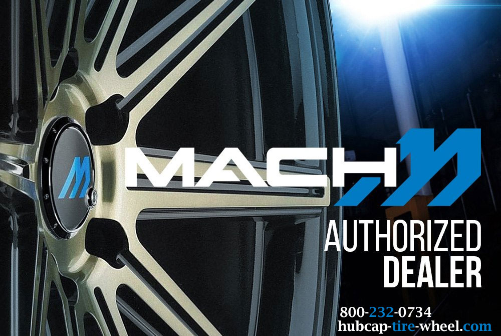Mach Wheels Authorized Dealer