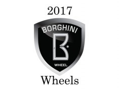 2017 Borghini Wheels