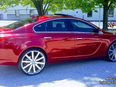 2014 Buick Regal Velocity VW12A Wheels Rims