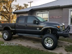 2014 Ford F250 American Force Blade SS8 Wheels