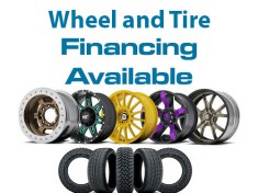 Wheel Tire Financing